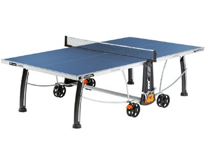 Cornilleau Sport 300S Outdoor Crossover Table Tennis Table - Blue