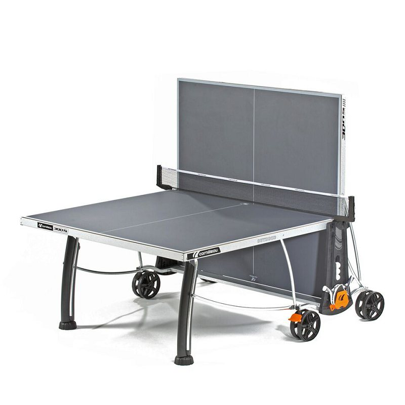 Cornilleau sport 300s outdoor crossover table tennis table - Outdoor table tennis table nz ...