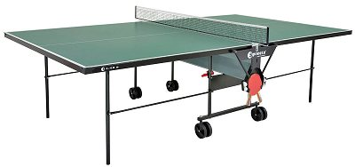 Sponeta Hobbyline Outdoor S1-12e Table Tennis Table - Green