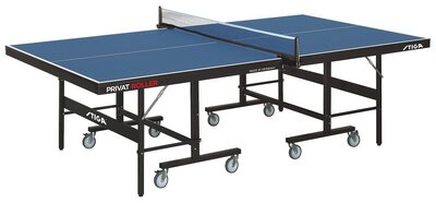 Stiga Privat Roller CSS Indoor Table Tennis Table