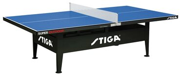 High Intensity Use Indoor Table Tennis Tables - Ideal For Schools