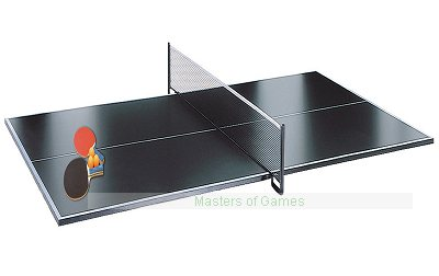 Table-Top Tennis Table Conversion Kit