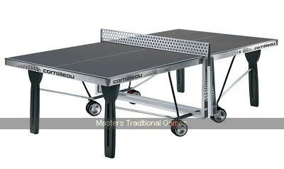 Cornilleau 540 Outdoor Rollaway 7mm Table Tennis Table
