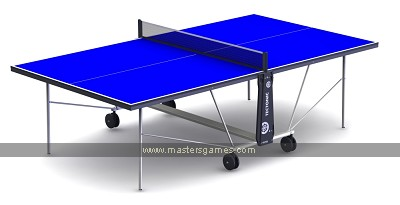 Tectonic 50 Indoor Rollaway 16mm Table Tennis Table