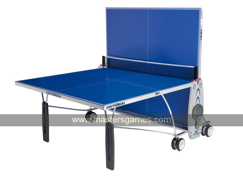 Outdoor Table Tennis table is a good match for more expensive tables