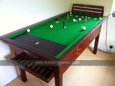Riley Bar Billiards Table