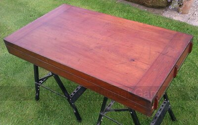 Folding Bagatelle Table - North Yorkshire