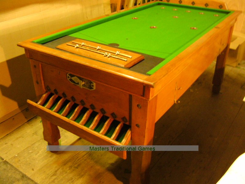 Vintage Reconditioned Bar Billiards Table For Sale Arizona USA - Bar billiards table for sale usa