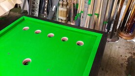 Reconditioned Riley Bar Billiards Table for sale
