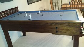 Reconditioned Oak Bar Billiards Table for sale - Arizona