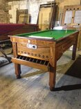 Reconditioned Bar Billiards Table for sale
