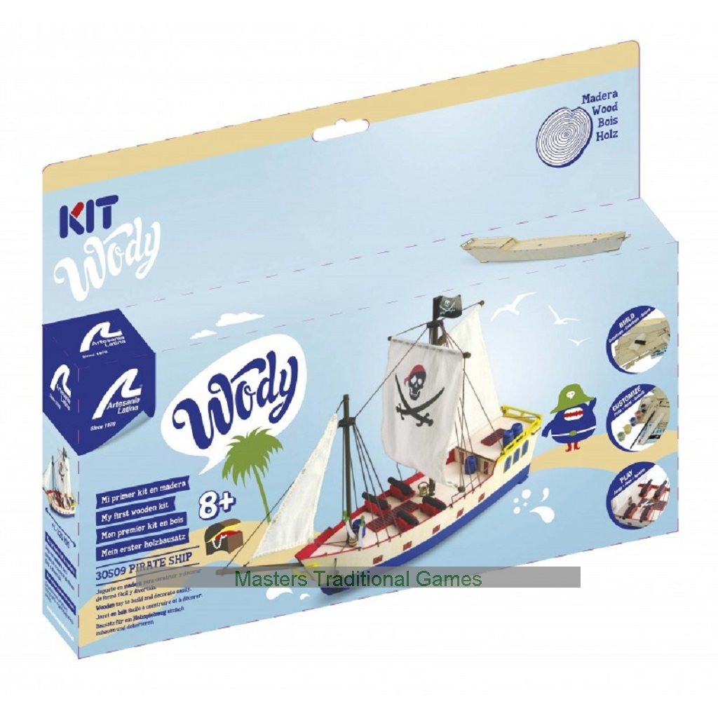 Model Building Kits For Children By Artesania Latina